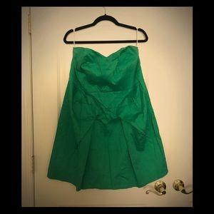 Torrid strapless dress!